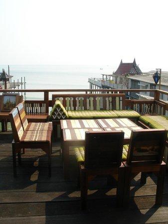 Sukkasem Guesthouse: lounge