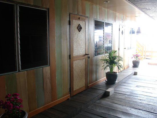 Sukkasem Guesthouse: couloir