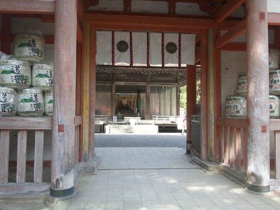 Hiyoshi Taisha: 西本宮
