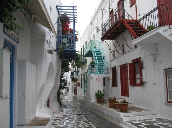 Poseidon Hotel - Suites: Mykonos Town