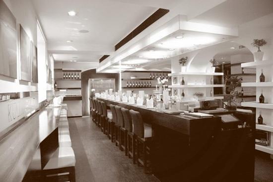 Kulinarium 7: Der Hauptbereich des Lokales