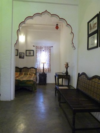Haveli Inn Pal: les mille et une nuits