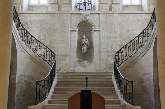 Caen Abbaye aux dames intérieur 2