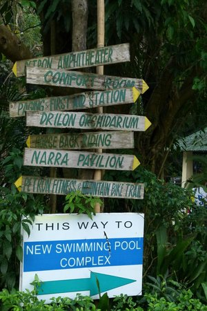 Rest time picture of la mesa eco park quezon city - La mesa eco park swimming pool photos ...