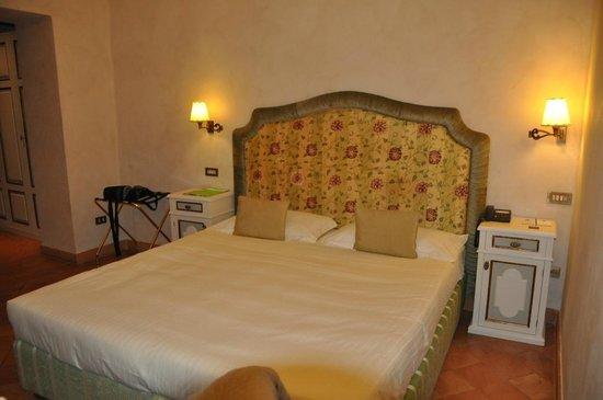 VOI Donna Camilla Savelli Hotel: Cama