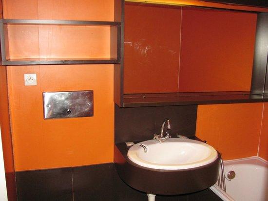 Residence Les Portes du Soleil : salle de bain