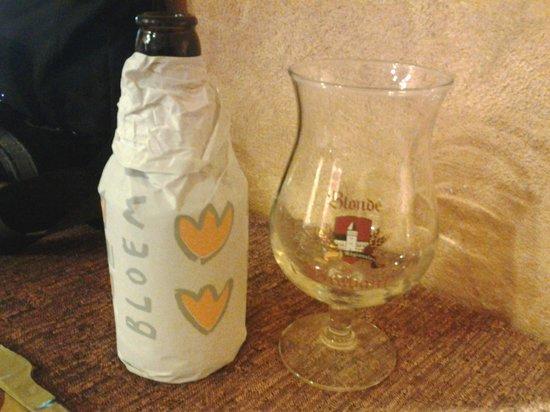 San Giorgio al Pomodorino : vasta scelta di birre