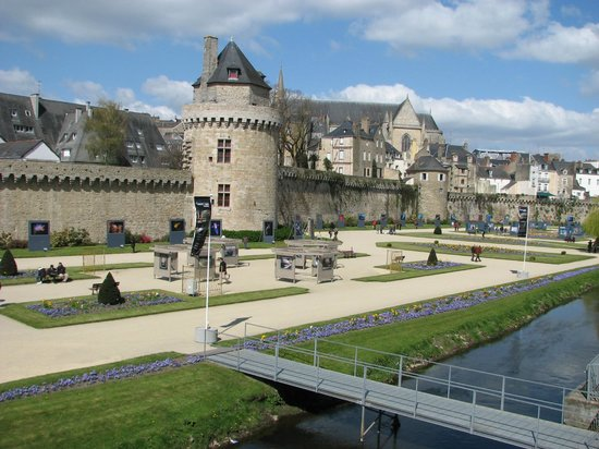 Vannes France  city photos : Remparts de Vannes France : Top Tips Before You Go TripAdvisor