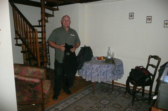 Hôtel Chez Norbert: De notre chambre