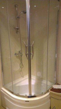 Azcot Hotel: Shower