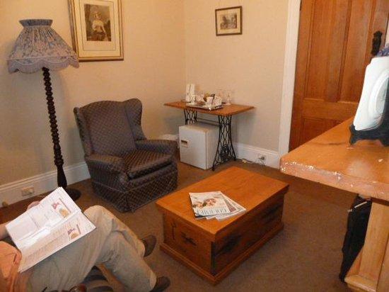 أشتون جيت جيست هاوس: Room 5 lounge