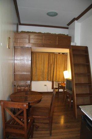 Isabelle Royale Hotel: habitacion economica
