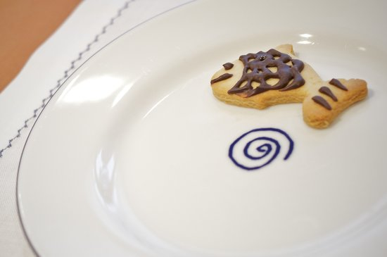 Navia, España: galletas de nata de la abuela Zoila