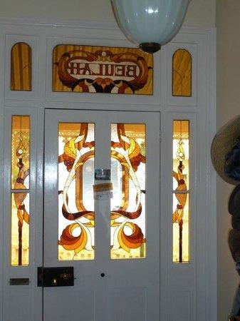 Beulah Heritage Accommodation : Front door