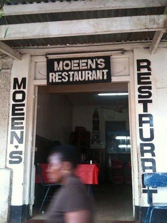 Moeen's restaurant