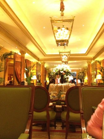 The Dorchester: The Promenade
