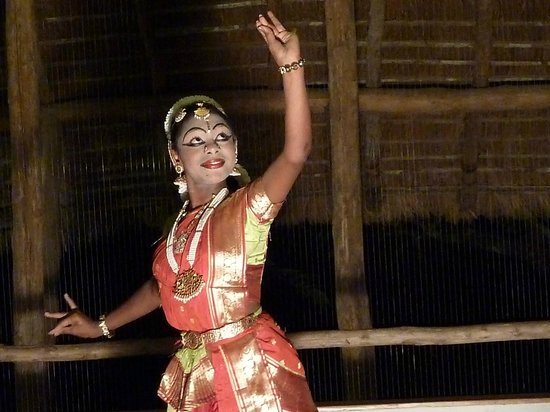 Complimentary Cultural Performance at Spice Village