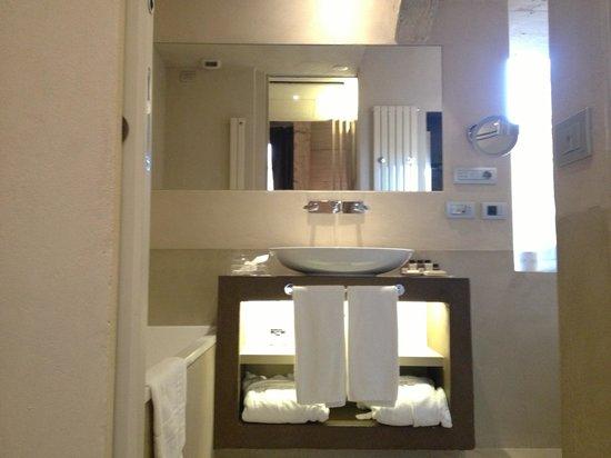 Palazzo Righini: Il bagno