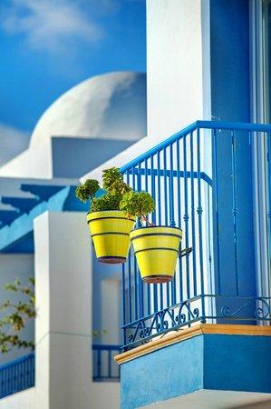 Punta del Cantal Hotel: Balcón de habitación