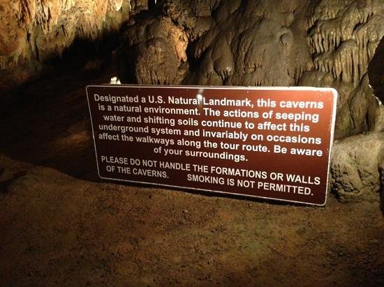 Luray Caverns: U.S. National Landmark