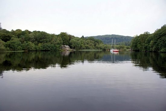 Bowness-on-Windermere, UK: Nothing more peaceful