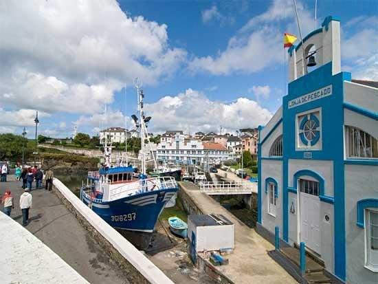 Puerto de vega picture of hotel pleamar puerto de vega tripadvisor - Hotel puerto de vega ...