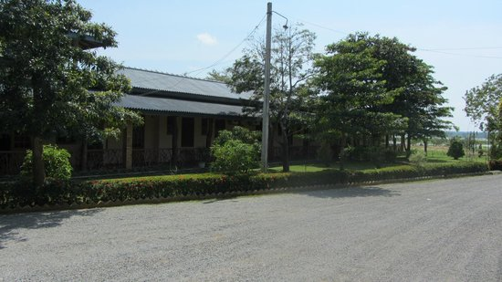 Wila Safari Hotel: het hotel