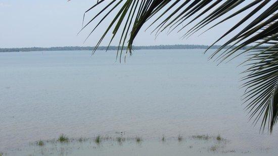 Wila Safari Hotel: het meer