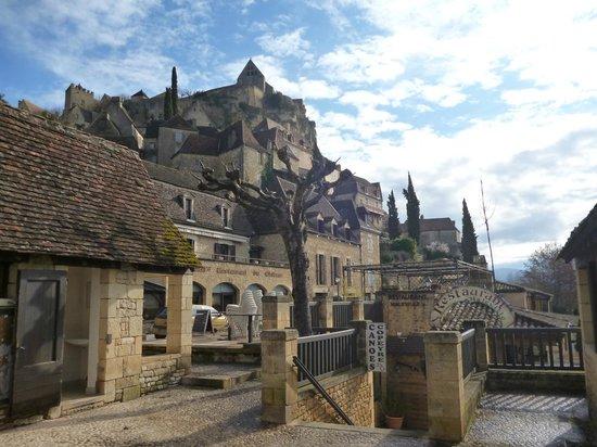 Hotel Pontet: le village