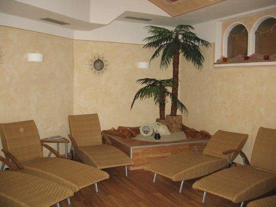 Family Wellness Hotel Renato: Wellness Ruheraum