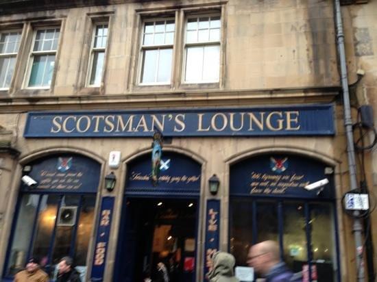 Scotsman's Lounge: Avoid