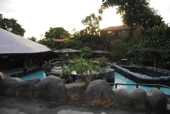 Los Lagos Hotel Spa & Resort : Hot Springs