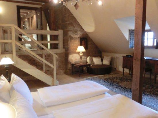 Hotel Burg Wernberg: Graf Schall Suite