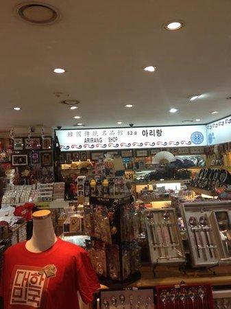 Migliore Dongdaemun Shop : 好多東西