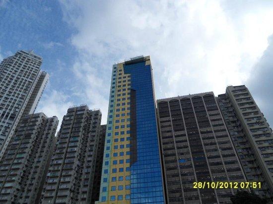宜必思香港北角酒店照片