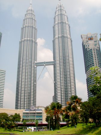 Malásia: Petronas Twin Tower