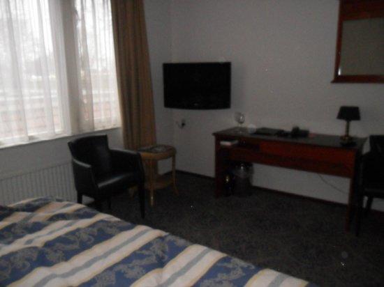 Van der Valk Hotel Purmerend : Zitheok op de kamer