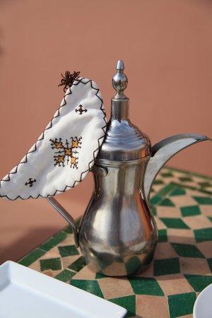 Riad Djebel: colazione