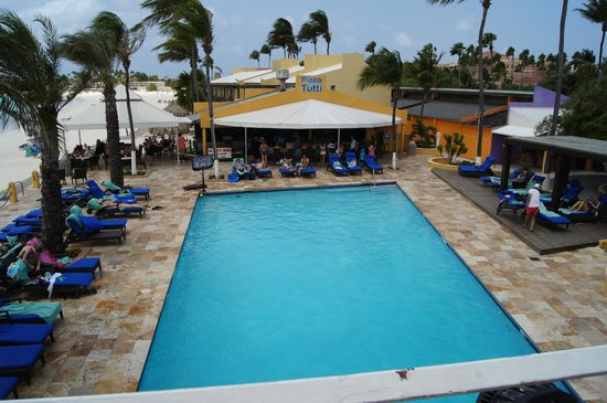 Divi Village Golf and Beach Resort: Pool @ Tameran