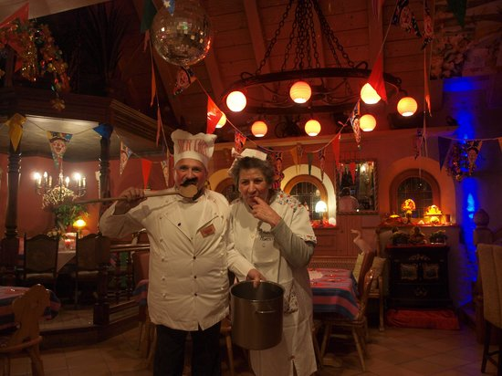 Restaurant au boeuf rouge: faesslewirt Fasned 2013