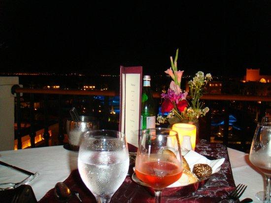 Kempinski Hotel Soma Bay: Romantic Diner Presidenten Suite