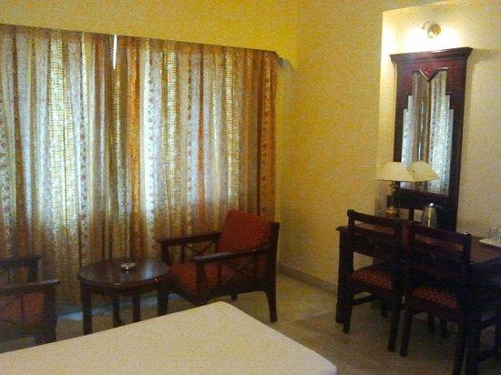 The Vijay Park Hotel Chennai: Room Interior