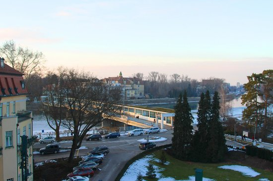 Danubius Health Spa Resort Thermia Palace: Top floor