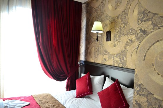 Ares Hotel Istanbul: Double Room
