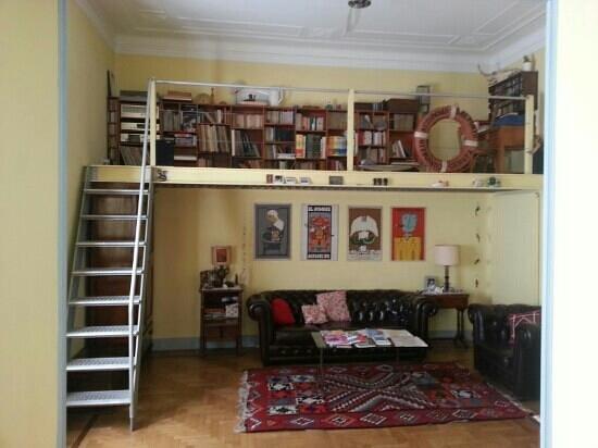 Repepo's Bed and Breakfast: sala accoglienza