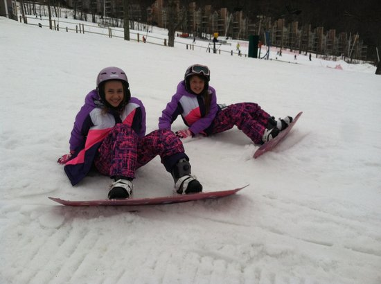 Wintergreen Resort: The slopes