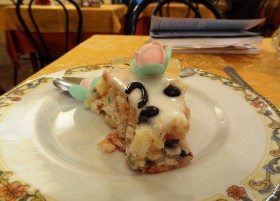 Ristorante Centrale: Desserts