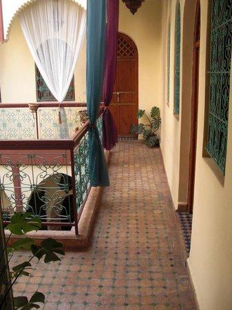 Riad Assalam : 1er étage