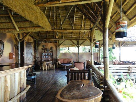 Katara Lodge: main lodge