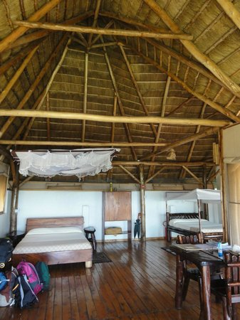 Katara Lodge: cottage - quite large!